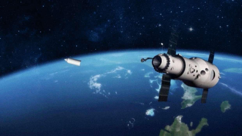 Открытый космос смотреть сериал