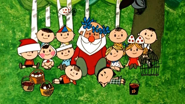 Дед Мороз и лето смотреть фильм
