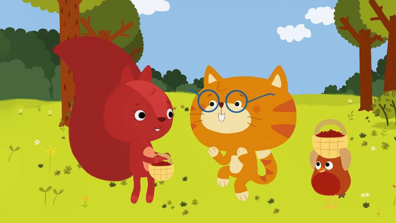 Мишо и Робин смотреть сериал