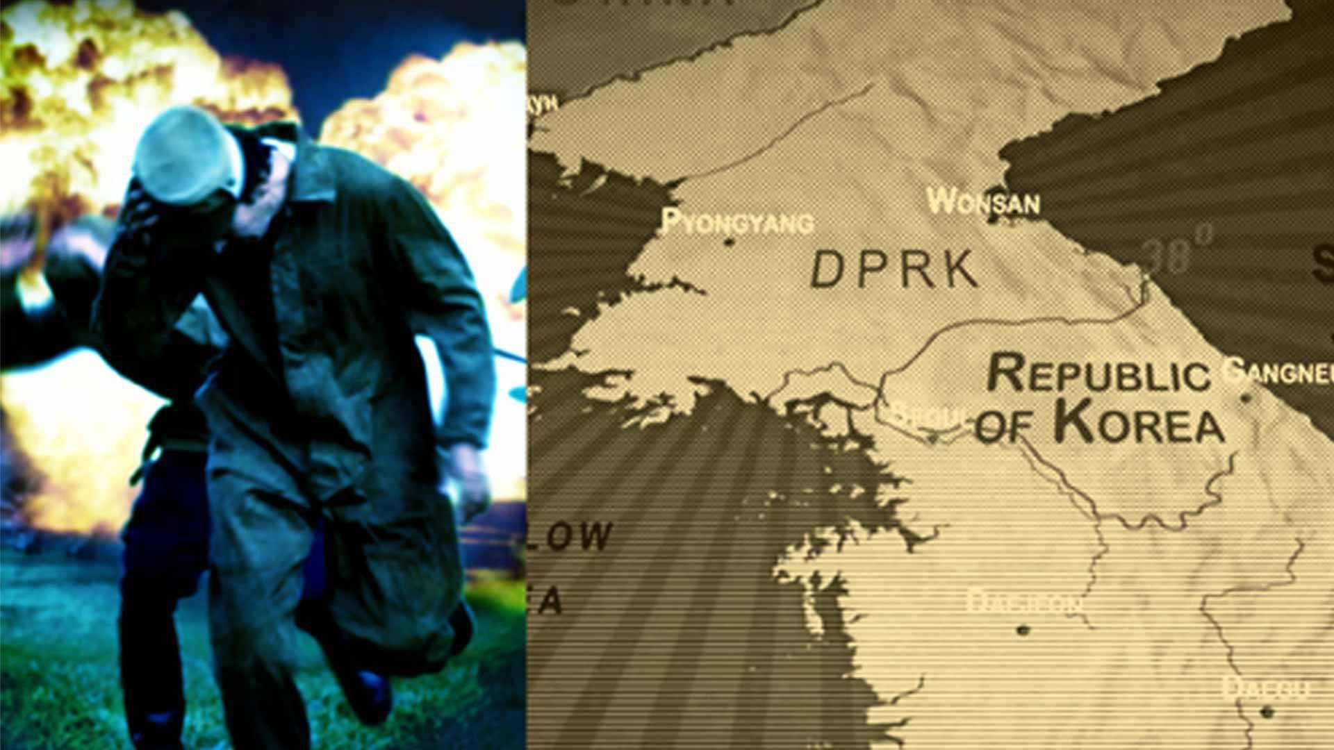 Война в Корее смотреть сериал