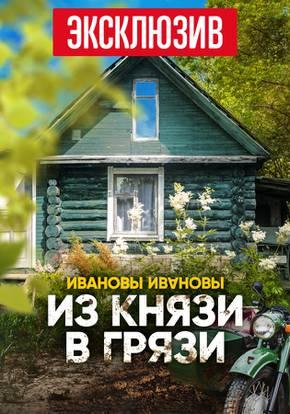 Ивановы:  Из князи — в грязи смотреть сериал