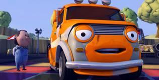 Олли: весёлый грузовичок - 65 серия. День Рождения Базы