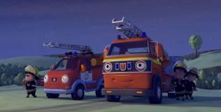 Олли: весёлый грузовичок - 30 серия. Олли-пожарный