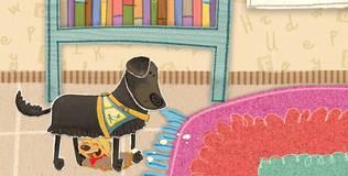 Клео — забавный щенок - 37 серия. Перспективы