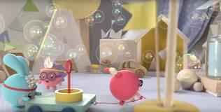 Малышарики - Серия 63. Пузыри