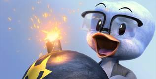 Пингвины-шпионы - 15 серия. Не делайте из меня дурака