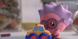 Малышарики - 12 серия. Машинка