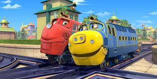 Чаггингтон: Весёлые паровозики - 1 серия. Друзья-помощники