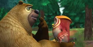 Медведи соседи - 58 серия. Пугало
