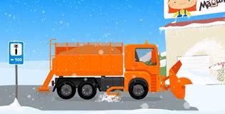 Доктор Машинкова - 7 серия. Снегоуборочная машина