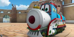 Роботы-поезда - 29 серия. Дружба пошатнулась