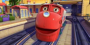 Чаггингтон: Весёлые паровозики - 3 серия. Сосредоточься, Уилсон!