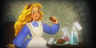 Волшебный фонарь - 19 серия. Алиса в Чудесной стране