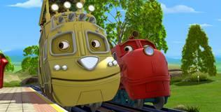Чаггингтон: Весёлые паровозики - 24 серия. Соблюдайте тишину!