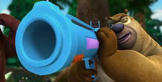 Медведи соседи - 40 серия. Храбрая Санни