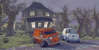 Олли: весёлый грузовичок - 10 серия. Тёмный переулок