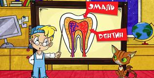 Профессор Почемушкин - Почему от сладкого портятся зубы?