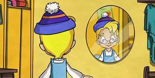 Профессор Почемушкин - Зачем нужен помпон на шапке?