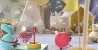Малышарики - 63 серия. Пузыри