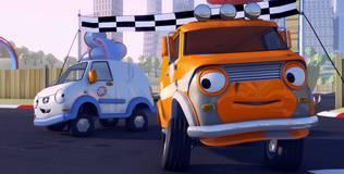 Олли: весёлый грузовичок - 2 серия. Школа вождения