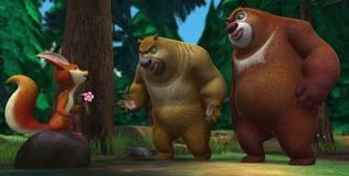 Медведи соседи - 19 серия. Битва за фрукты