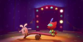 Ми-ми-мишки - 50 серия. Мишки в цирке