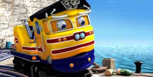 Чаггингтон: Весёлые паровозики - 7 серия. Коко-экспресс