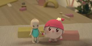 Малышарики - 152 серия. Кукла