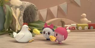 Малышарики - Серия 95. Мама для цыплёнка