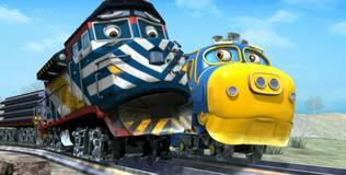 Чаггингтон: Весёлые паровозики - 10 серия. Блистающий Флетч