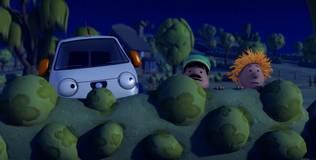 Олли: весёлый грузовичок - 56 серия. Тайна бамптомского привидения