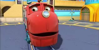 Чаггингтон: Весёлые паровозики - 29 серия. Пожарный инспектор