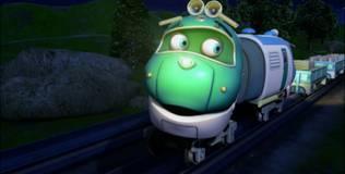 Чаггингтон: Весёлые паровозики - 38 серия. Ночная доставка