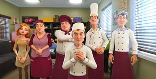 Мульт «Кухня» - 8 серия