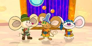 Пип и Альба. Приключения в Солёной бухте - 1 серия. Мыши-пираты