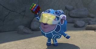 Смешарики: Пин-код - 15 серия. Героический Кубик
