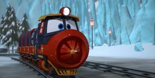 Роботы-поезда - 20 серия. Виктор, вернулся!