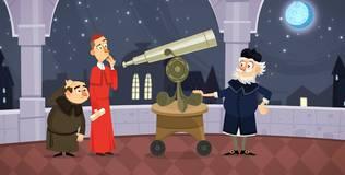Фиксики - 5 серия. Телескоп