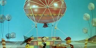 Приключения Незнайки и его друзей - 2 серия. Воздушное путешествие