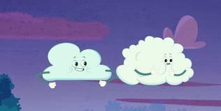 Шоу профессора Бинокса - 63 серия. Виды облаков