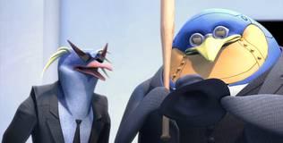 Пингвины-шпионы - 25 серия. Битва с Роборобо
