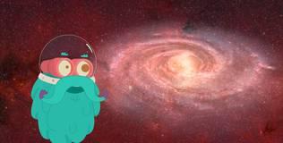 Шоу профессора Бинокса - 9 серия. Рождение солнечной системы