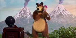 Маша и Медведь - 1 серия. Большой поход