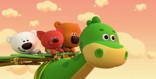 Ми-ми-мишки - 85 серия. Динозаврик