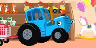 Синий трактор - 24 серия. Магазин