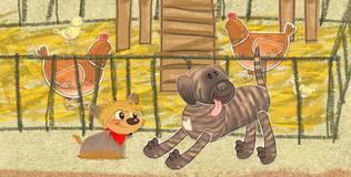Клео — забавный щенок - 38 серия. Новая перспектива