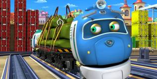 Чаггингтон: Весёлые паровозики - 4 серия. Учебный лагерь