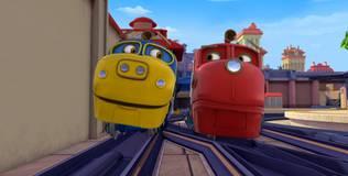 Чаггингтон: Весёлые паровозики - 25 серия. Любимый дом
