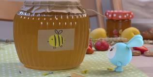 Малышарики - 45 серия. Пчёлка