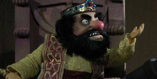 Гора Самоцветов - Царь и ткач